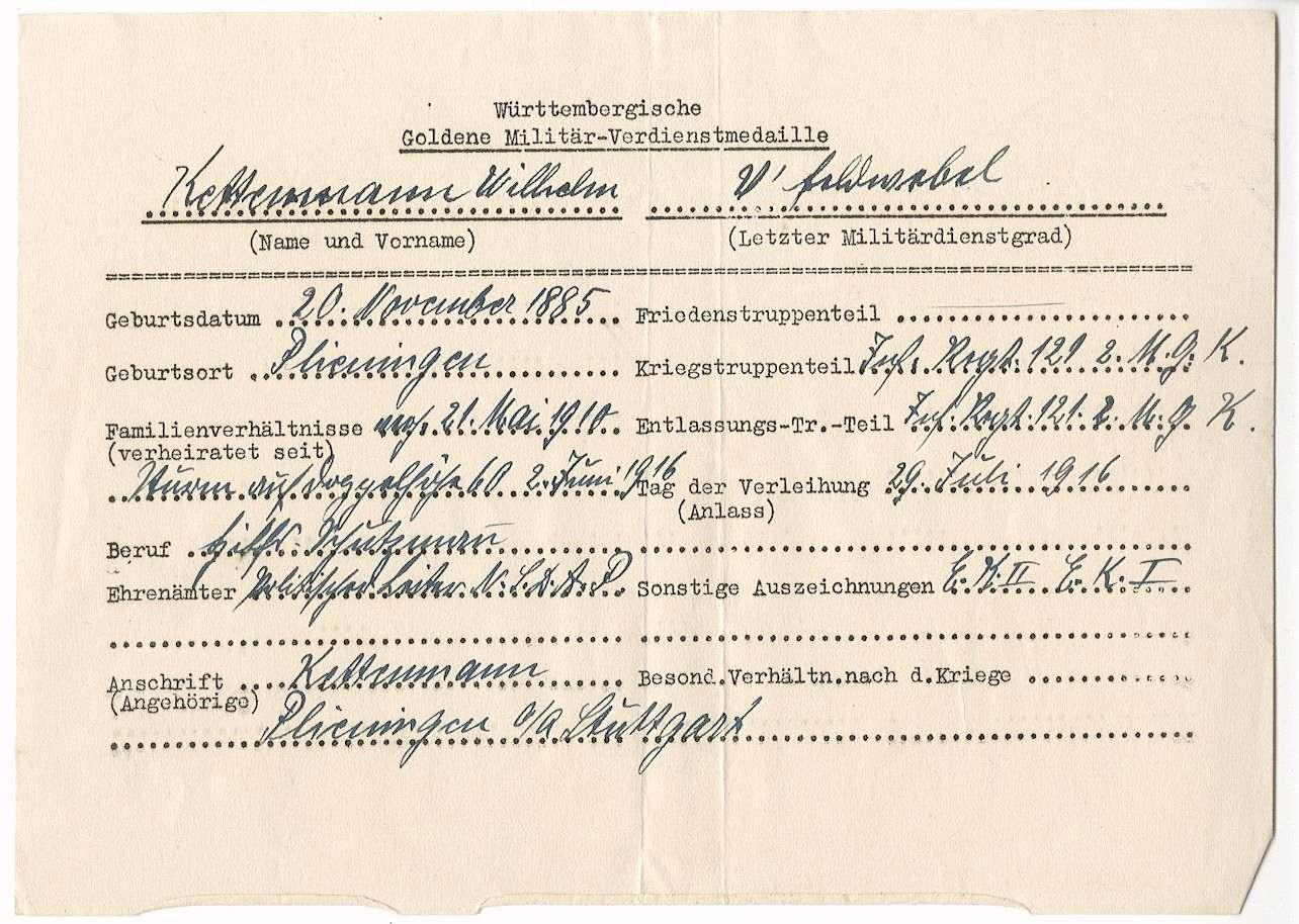 Kettenmann, Wilhelm, Bild 3