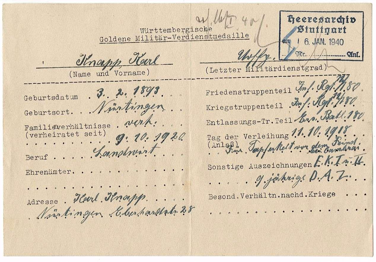 Knapp, Karl, Bild 3