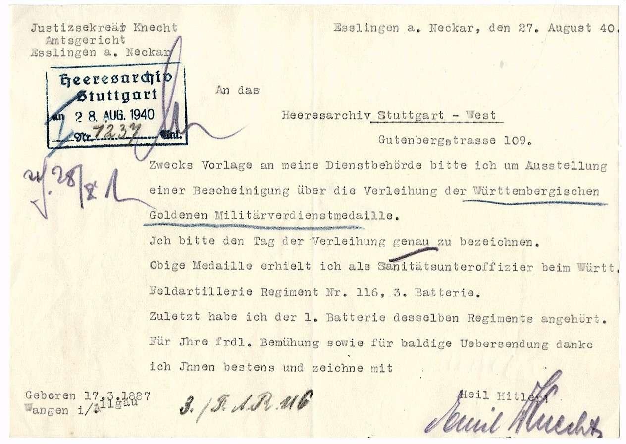 Knecht, Emil, Bild 3