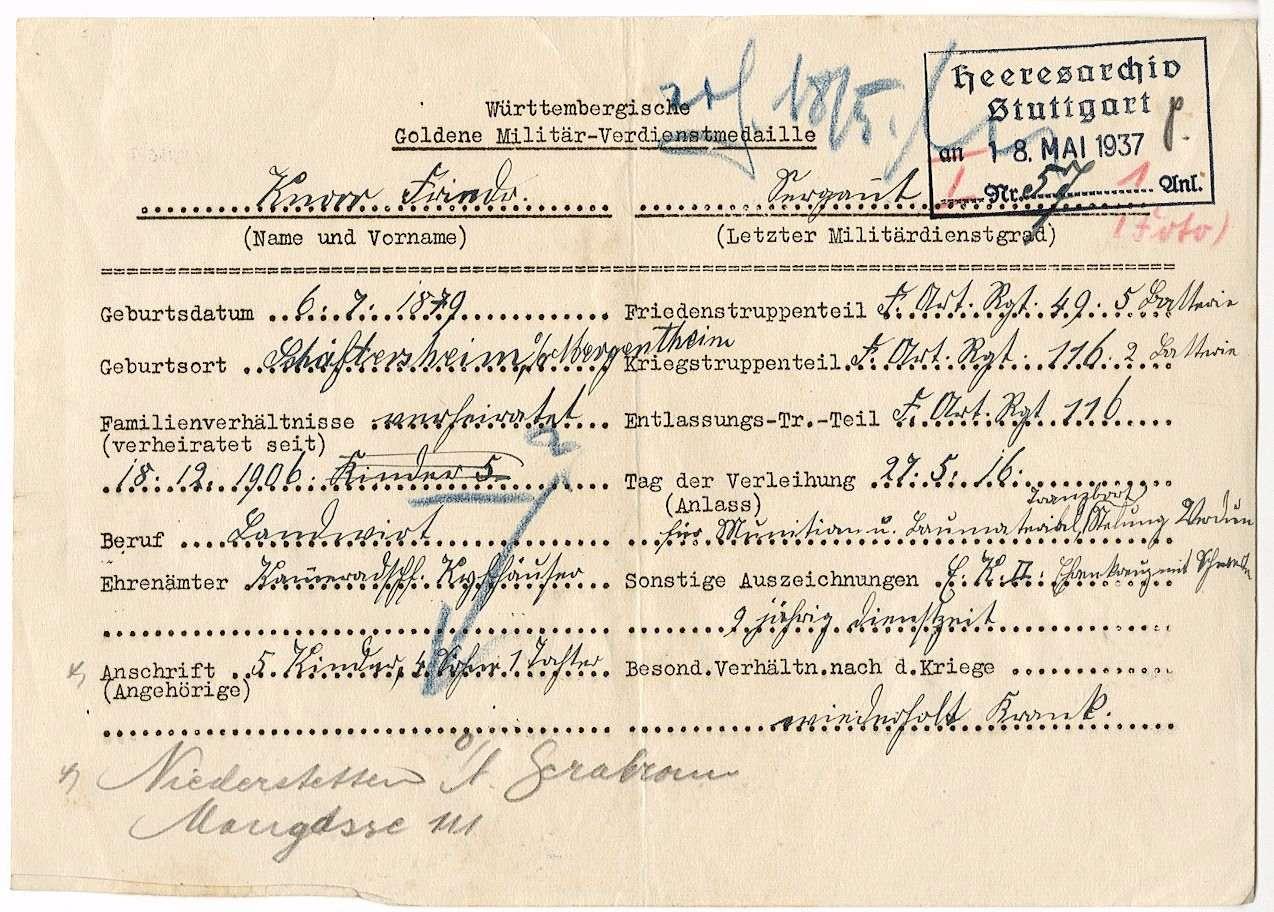 Knorr, Friedrich, Bild 2