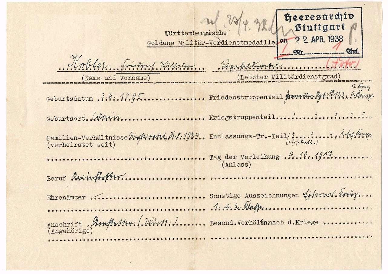 Kobler, Friedrich Wilhelm, Bild 2
