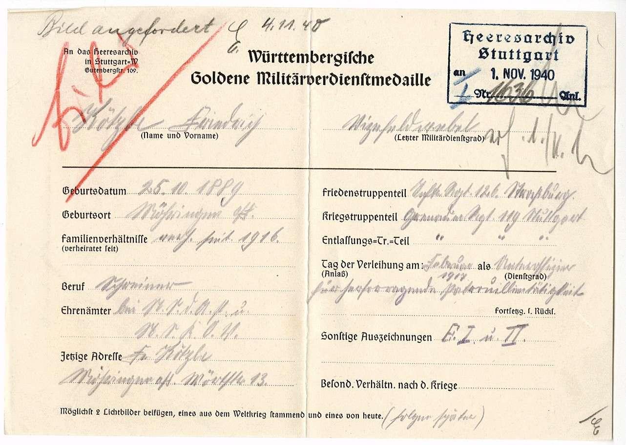 Kötzle, Friedrich, Bild 2