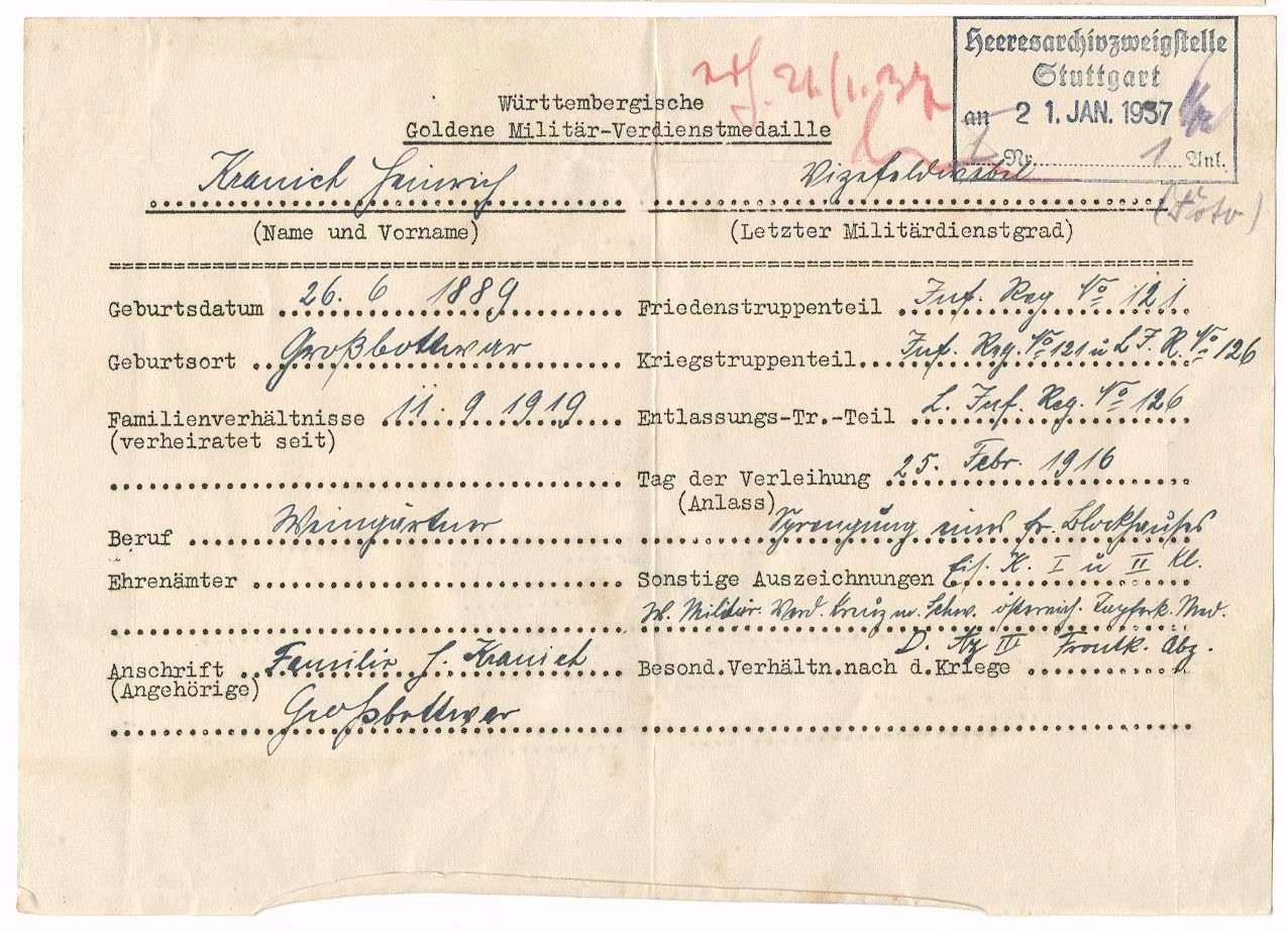 Kranich, Heinrich, Bild 2