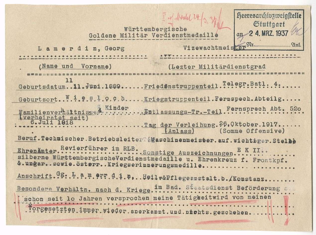 Lamerdin, Georg, Bild 2