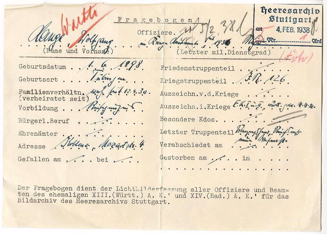 Lange, Wolfgang, Bild 2