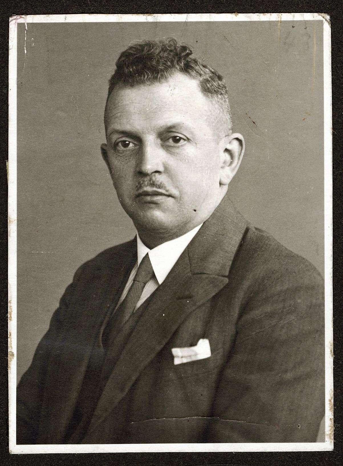 Limberger, Franz Karl, Dr., Bild 1