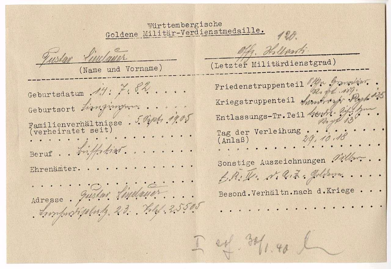 Lindauer, Gustav, Bild 2