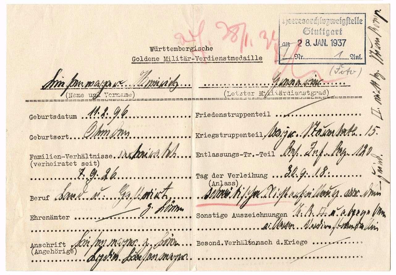 Linsenmayer, Heinrich, Bild 2