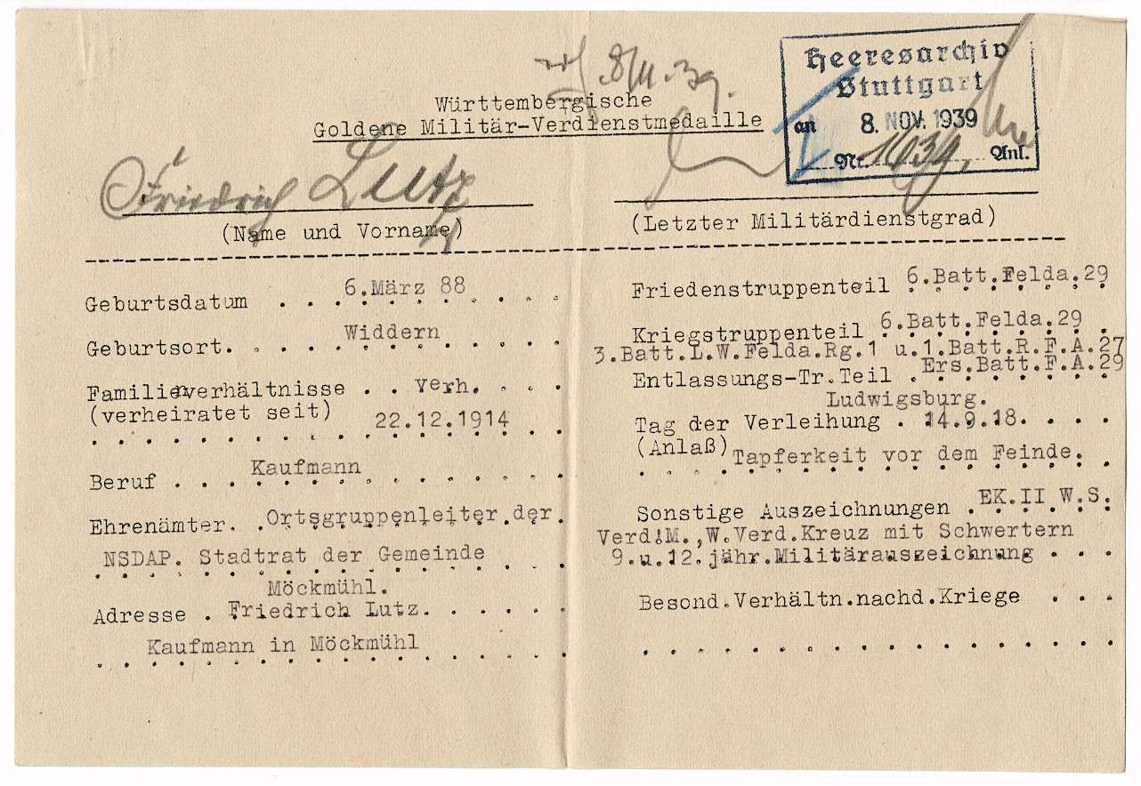 Lutz, Friedrich, Bild 2
