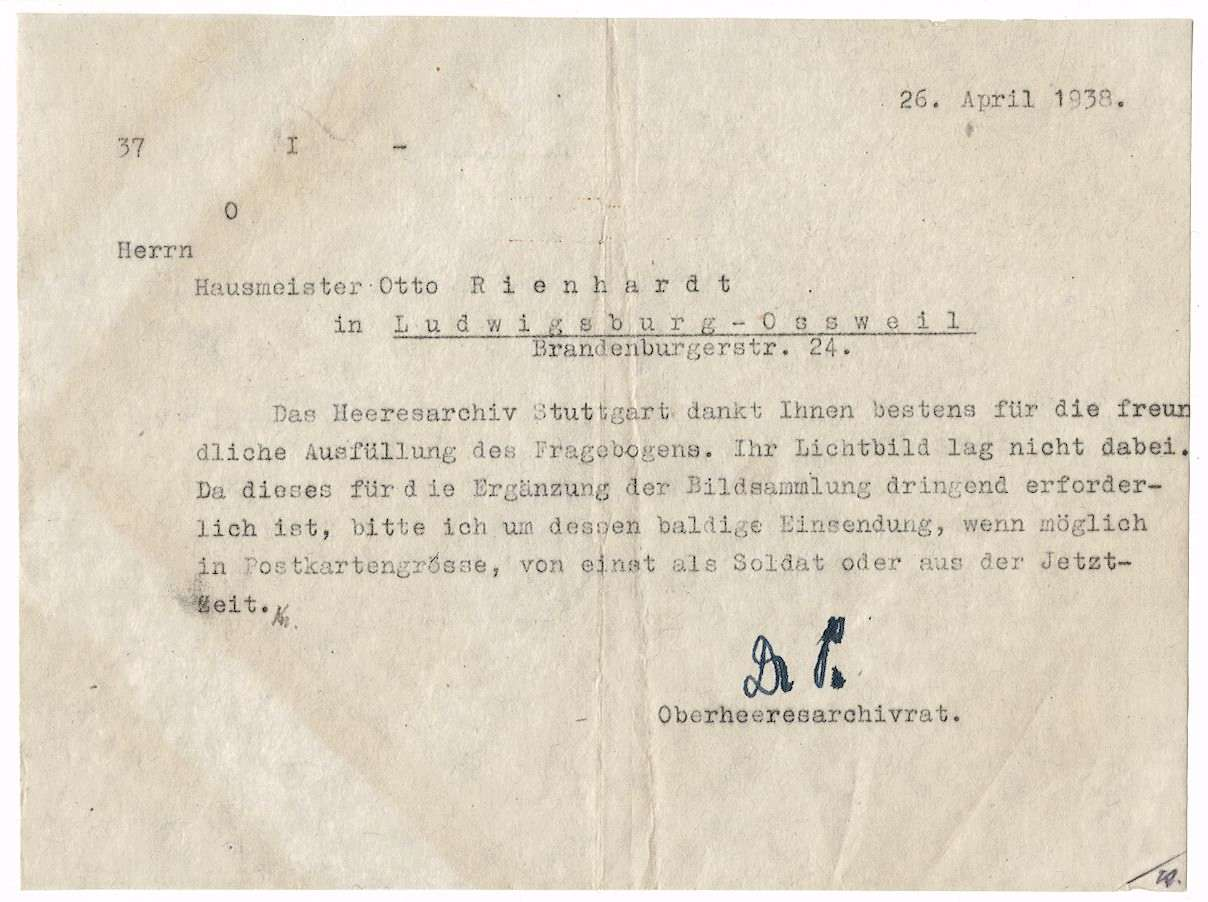 Rienhardt, Otto, Bild 3