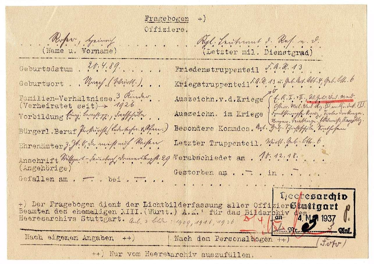 Roser, Heinrich, Bild 3