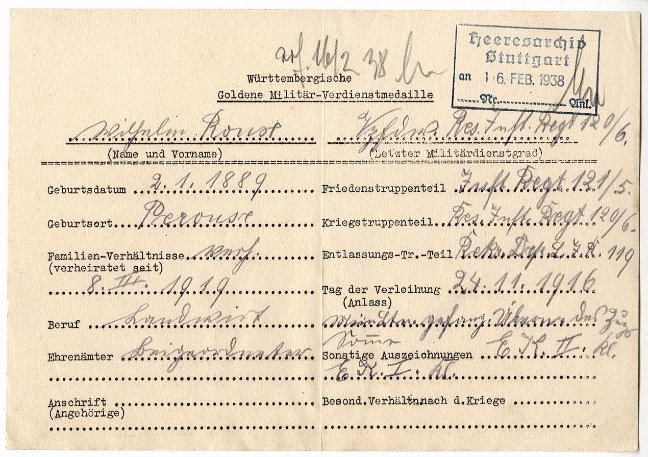 Roux, Wilhelm, Bild 2