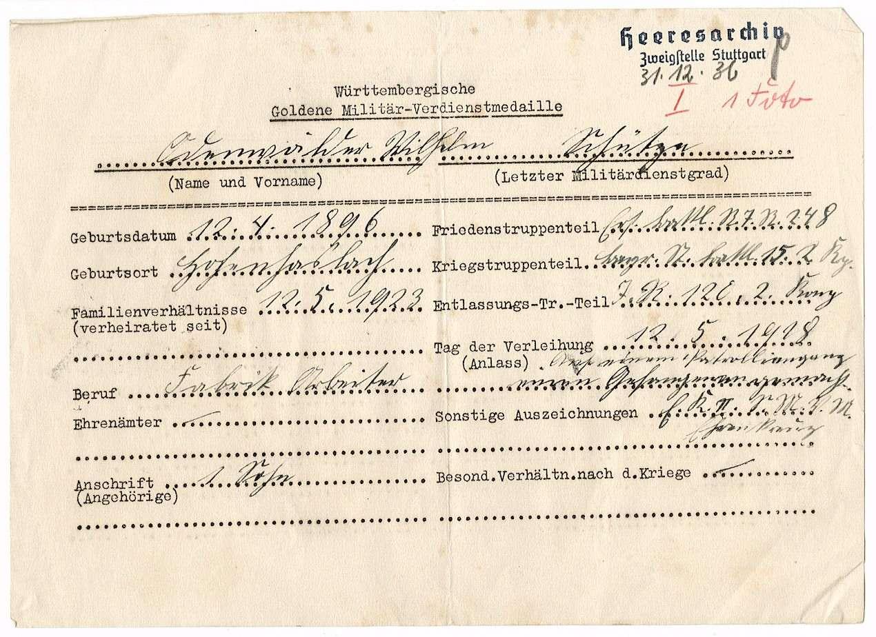 Odenwälder, Wilhelm, Bild 2