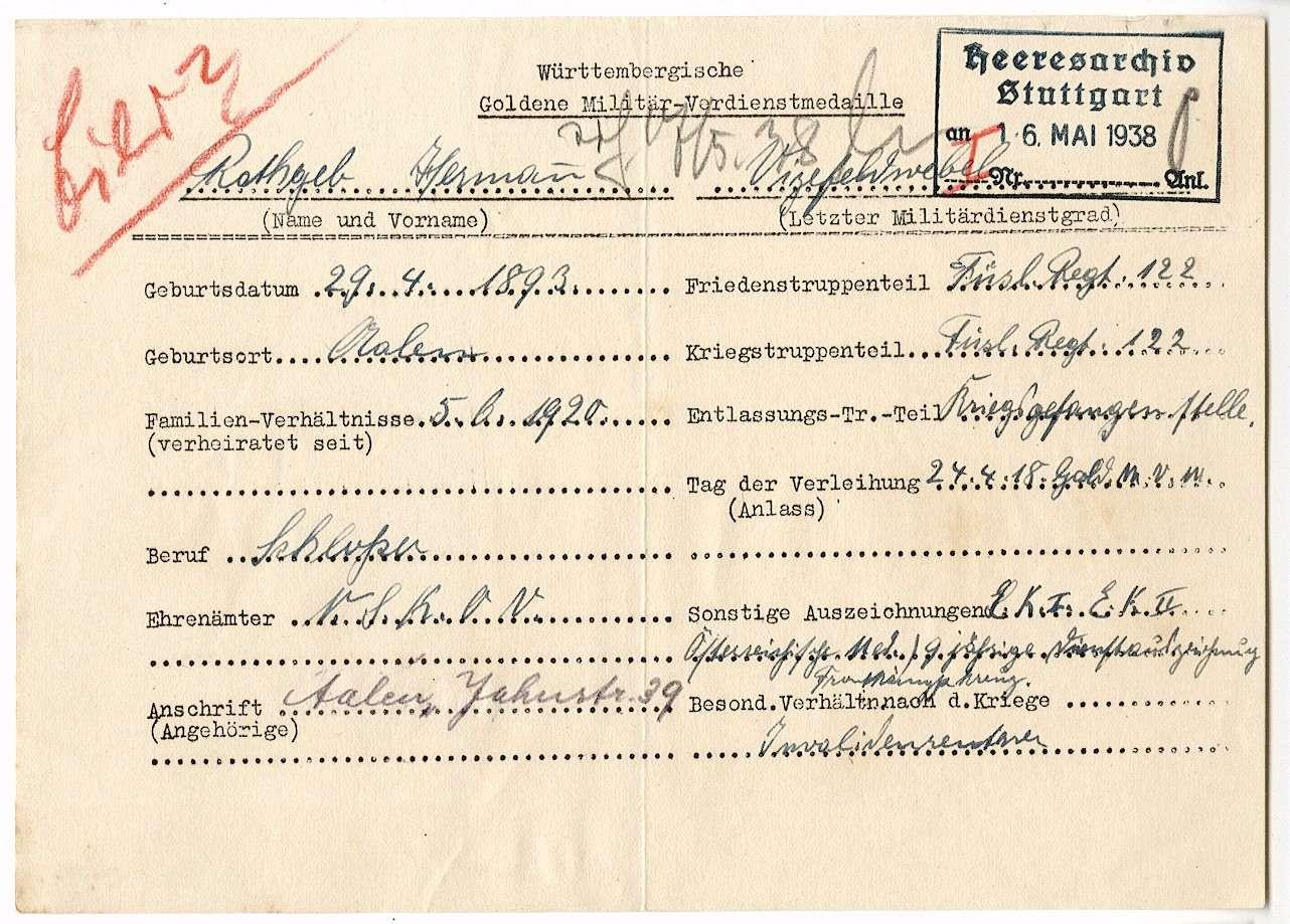 Rathgeb, Hermann, Bild 2