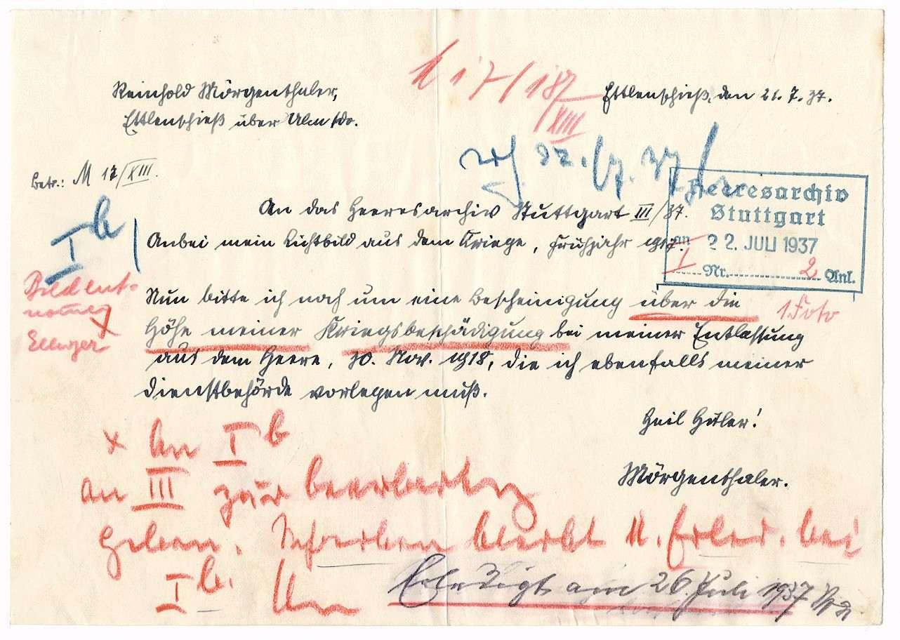 Mörgenthaler, Reinhold, Bild 3