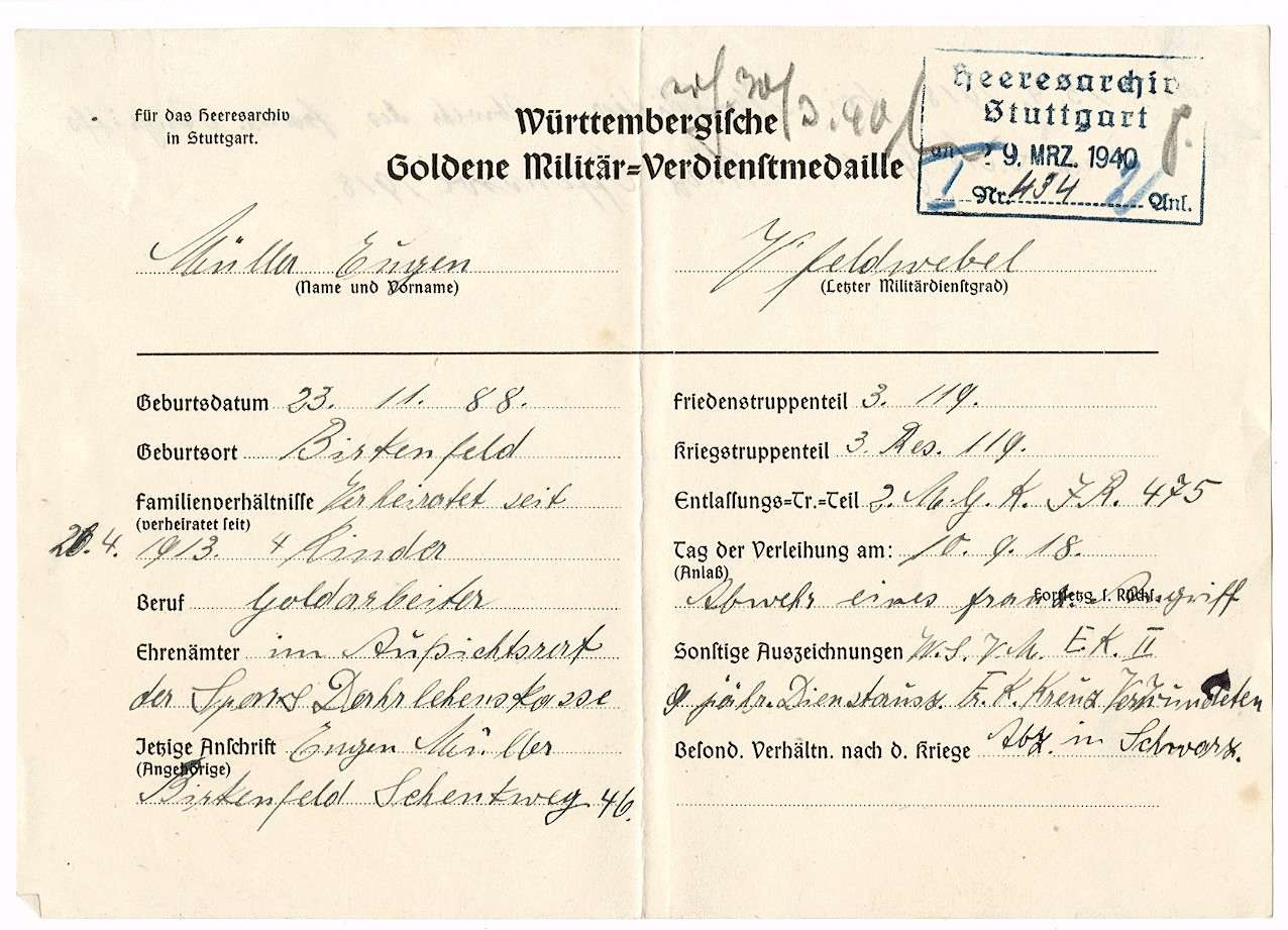 Müller, Eugen, Bild 3