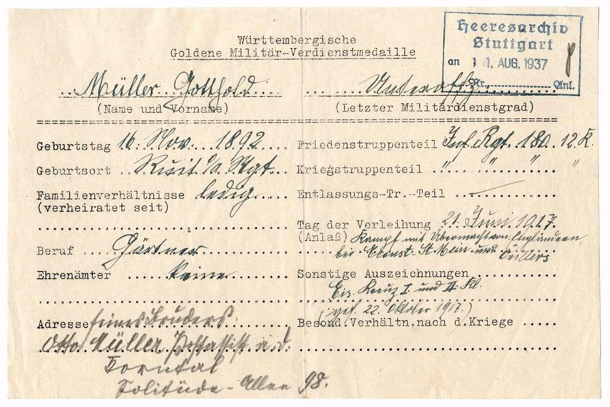 Müller, Gotthold, Bild 2