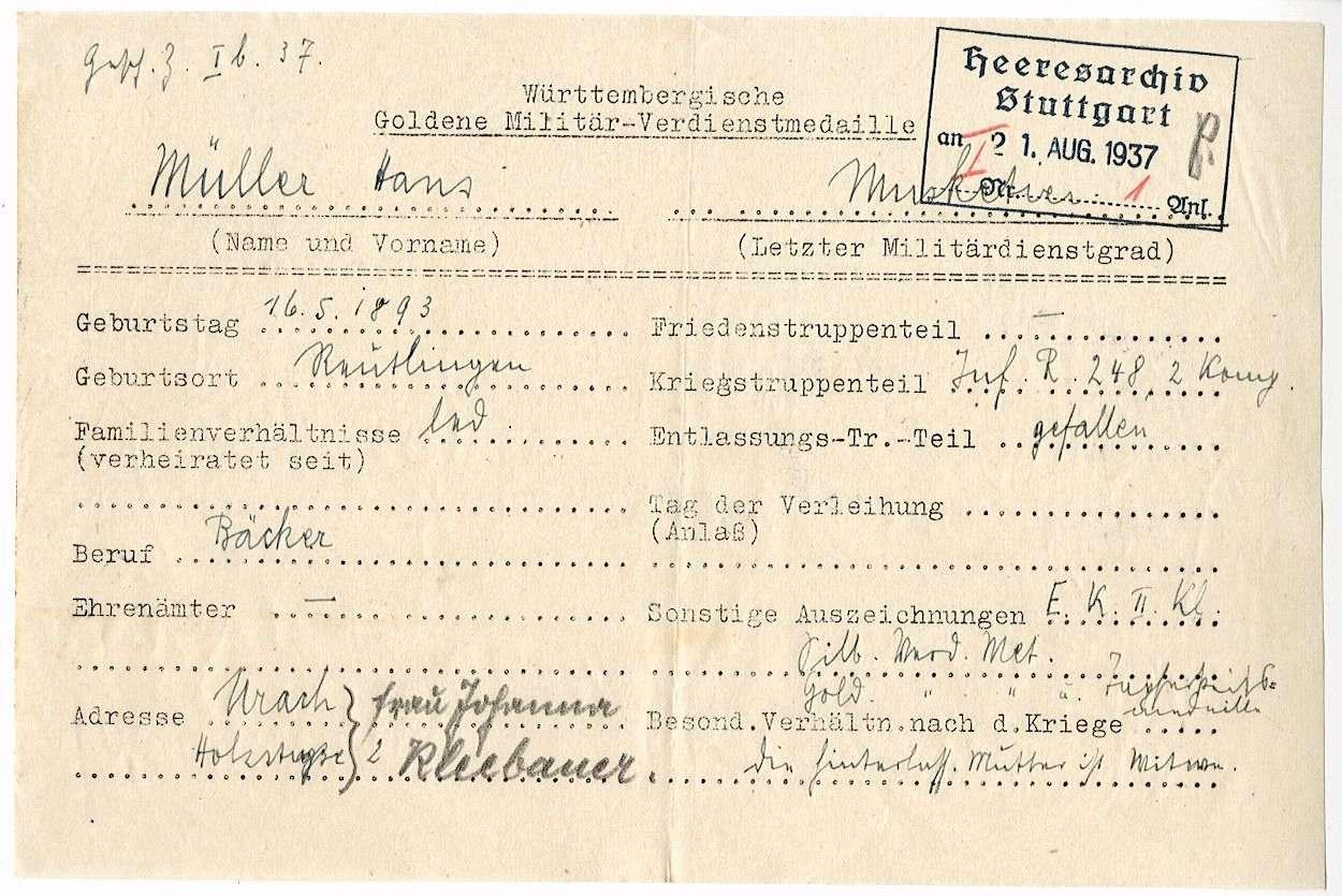 Müller, Hans, Bild 2