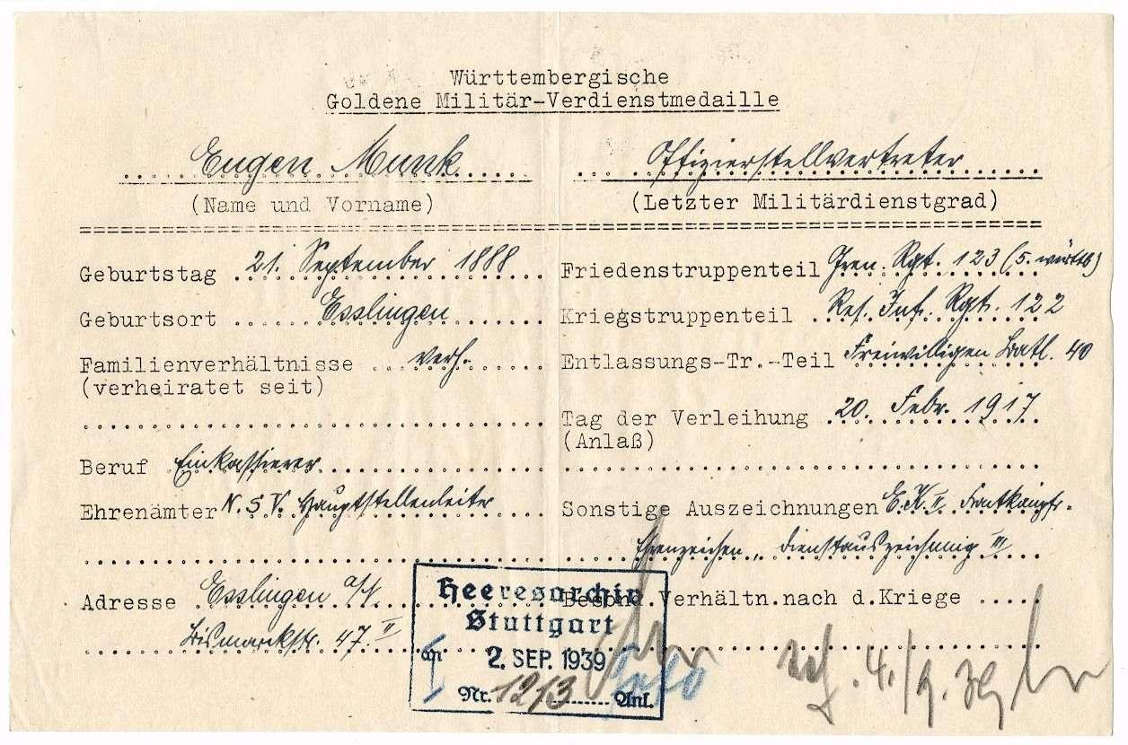 Munk, Eugen, Bild 3