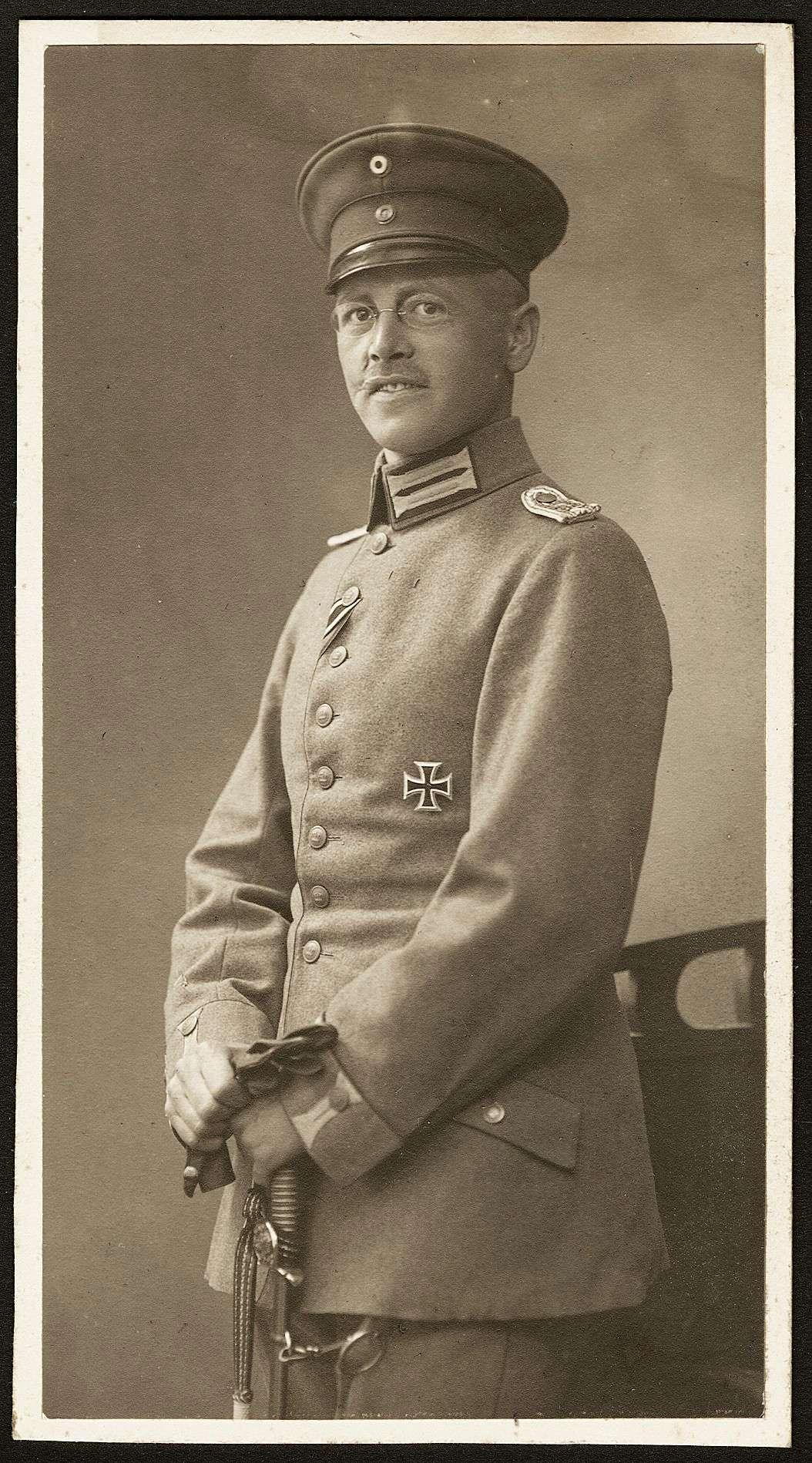 Mayer, Gottlieb, Bild 1