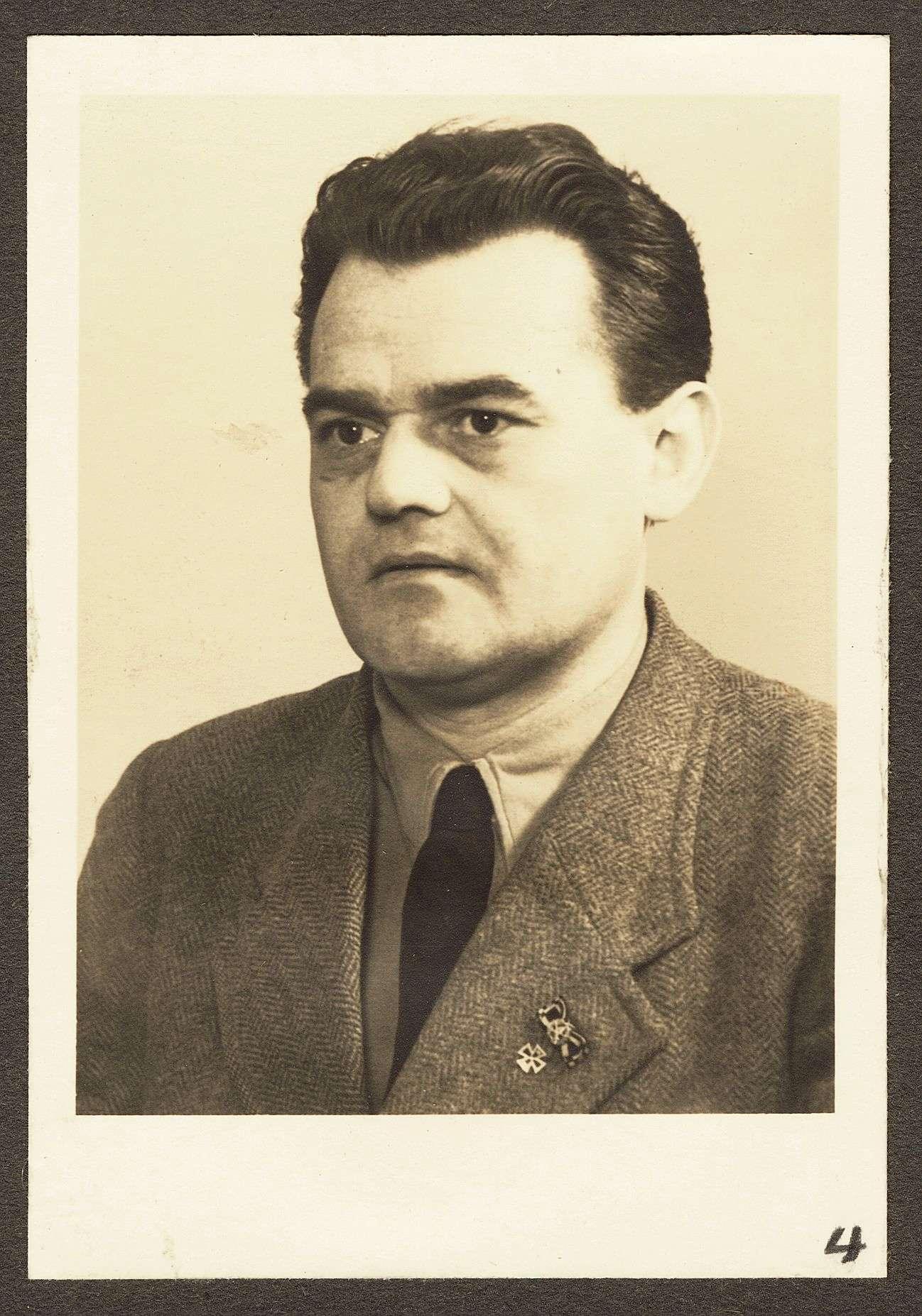 Mayer, Hugo, Bild 1