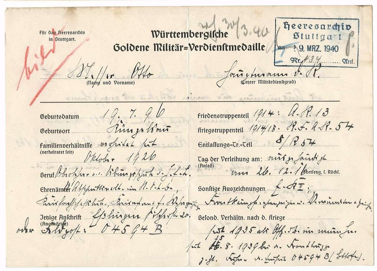 Messer, Otto, Bild 1