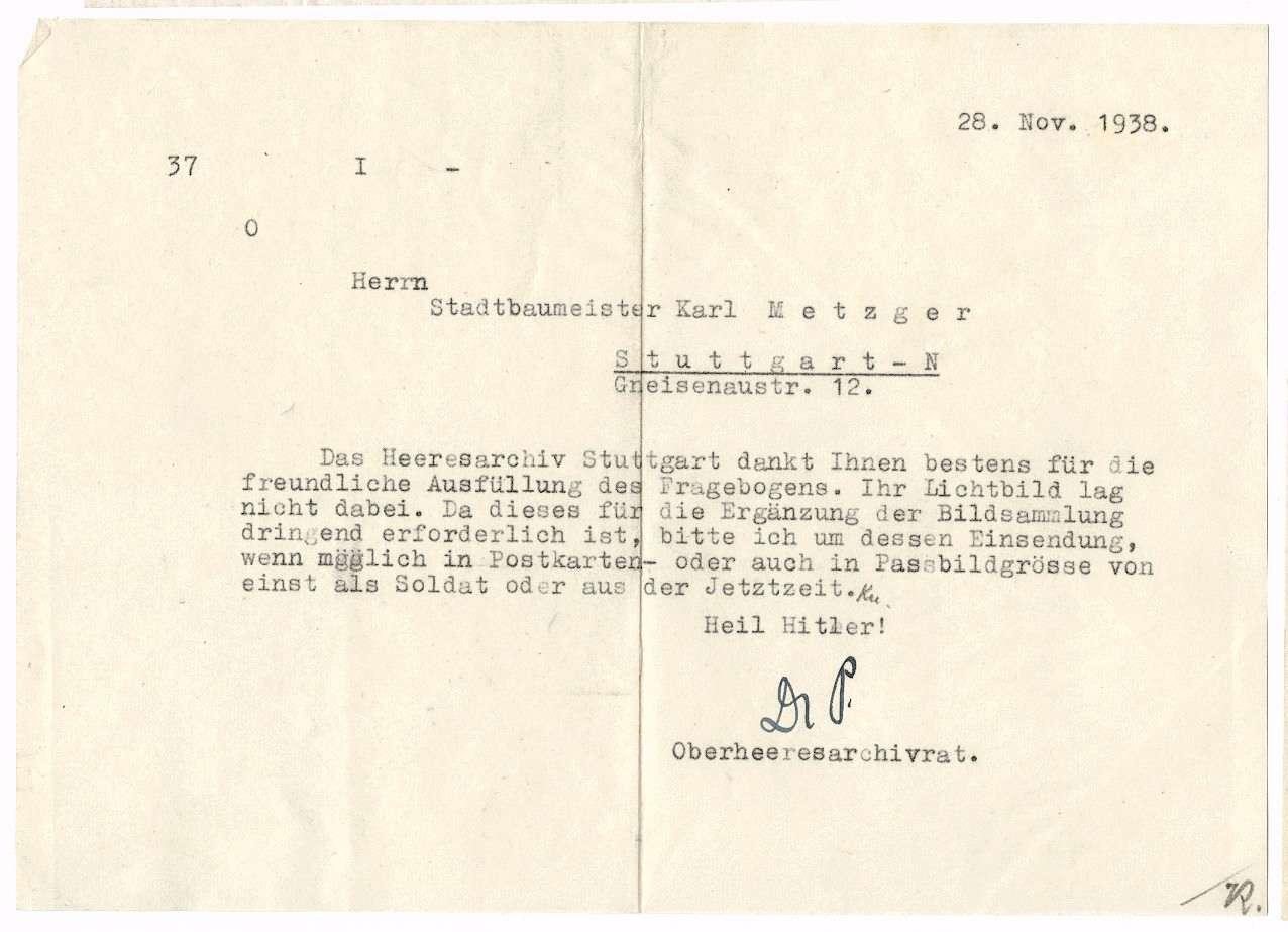 Metzger, Karl, Bild 3