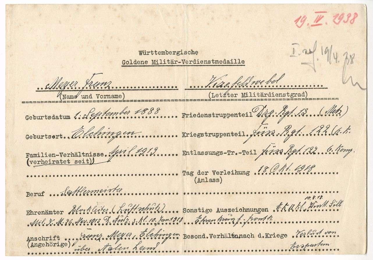 Meyer, Franz, Bild 3