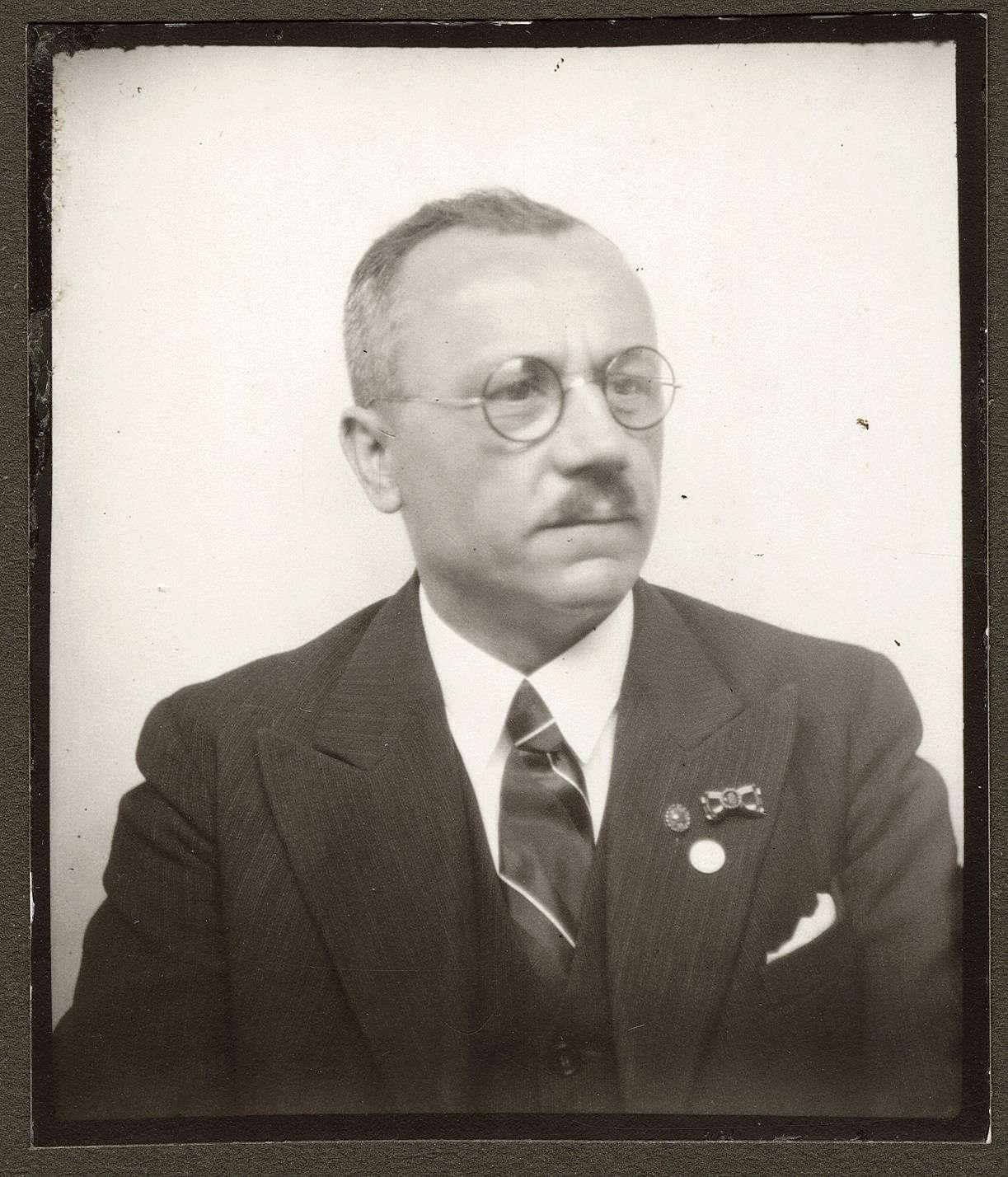 Michelberger, Karl, Bild 1