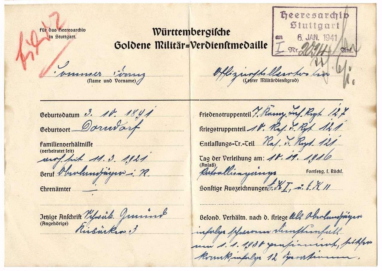 Sommer, Franz, Bild 1