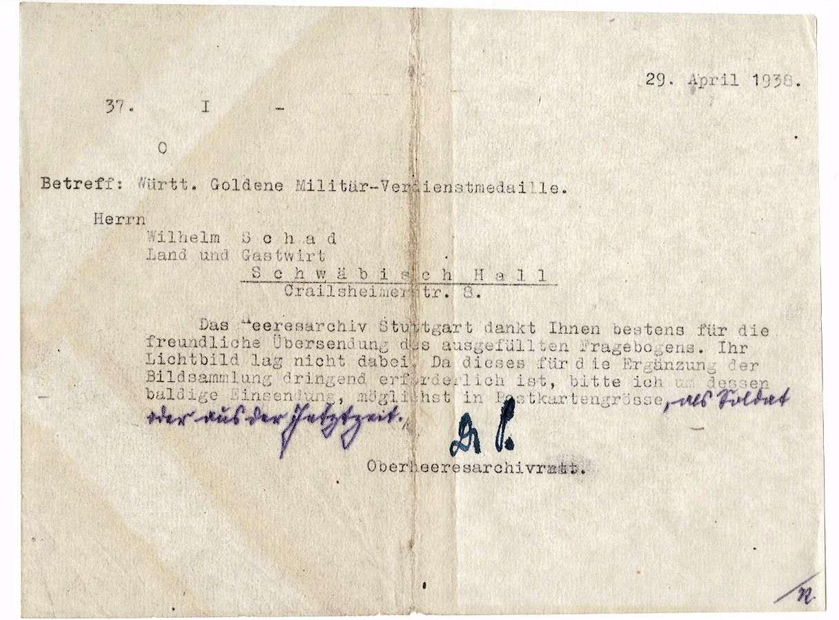 Schad, Wilhelm, Bild 2