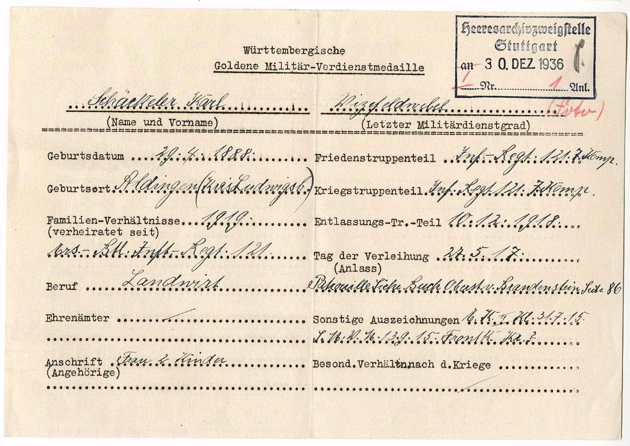 Schäckeler, Karl, Bild 2