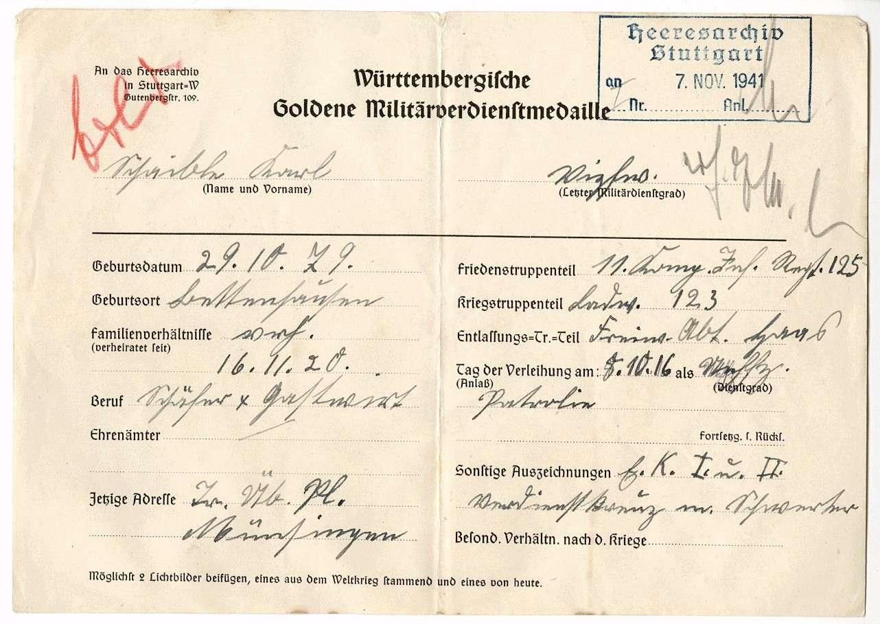 Schaible, Karl, Bild 1