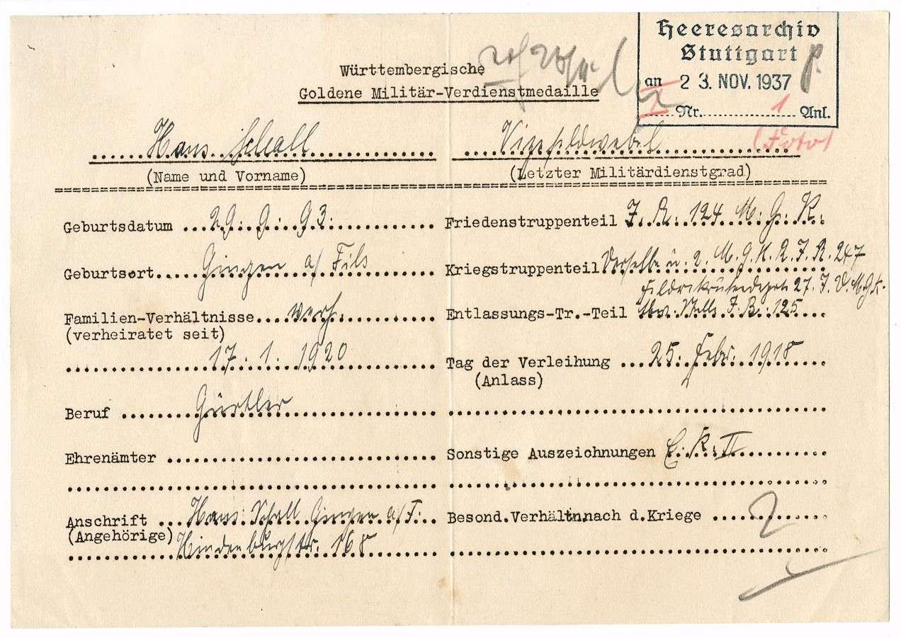 Schall, Hans, Bild 2