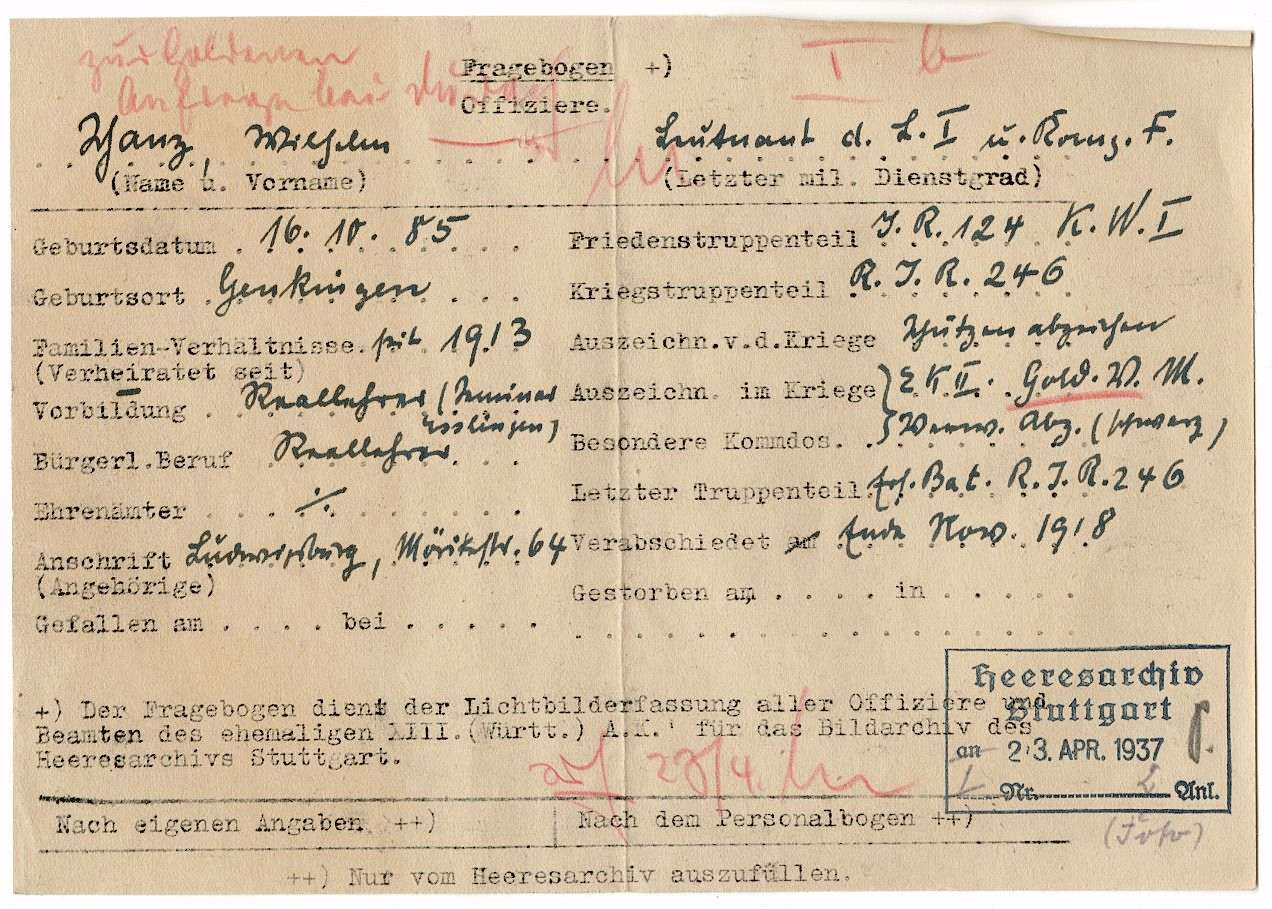 Schanz, Wilhelm, Bild 3