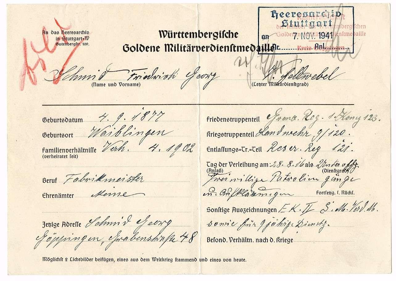 Schmid, Friedrich Georg, Bild 1