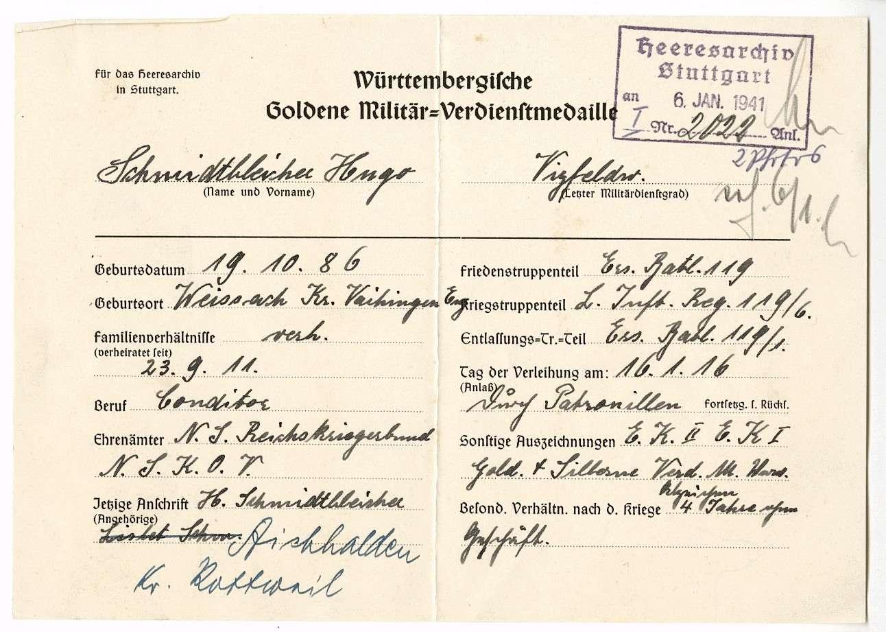 Schmidtbleicher, Hugo, Bild 3