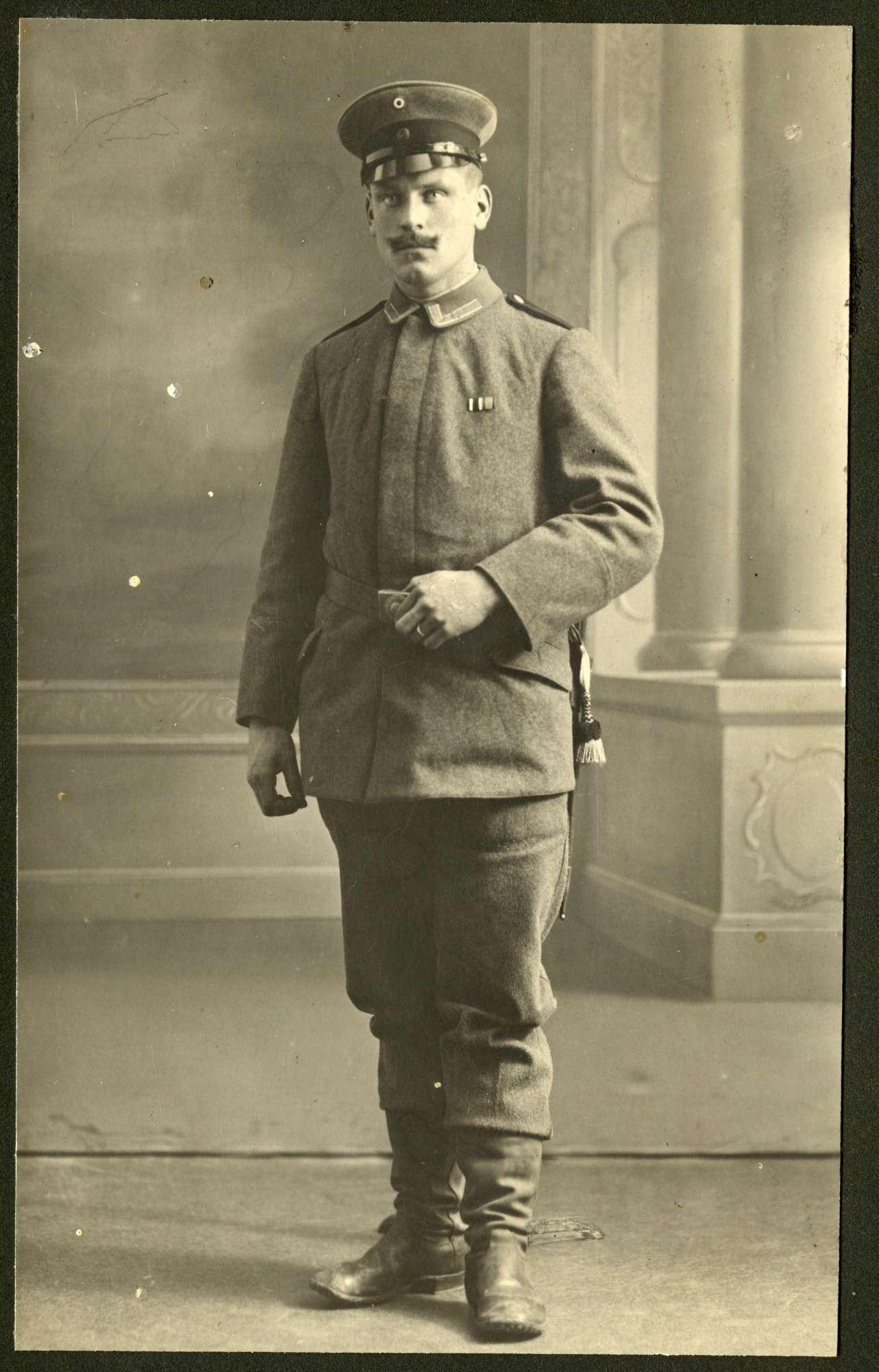 Schöffler, Karl, Bild 1