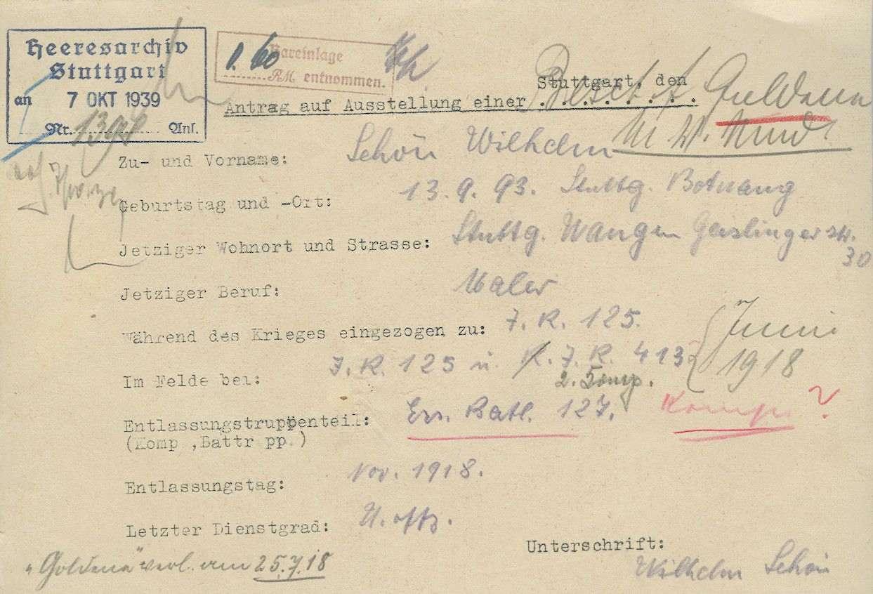 Schön, Wilhelm, Bild 2