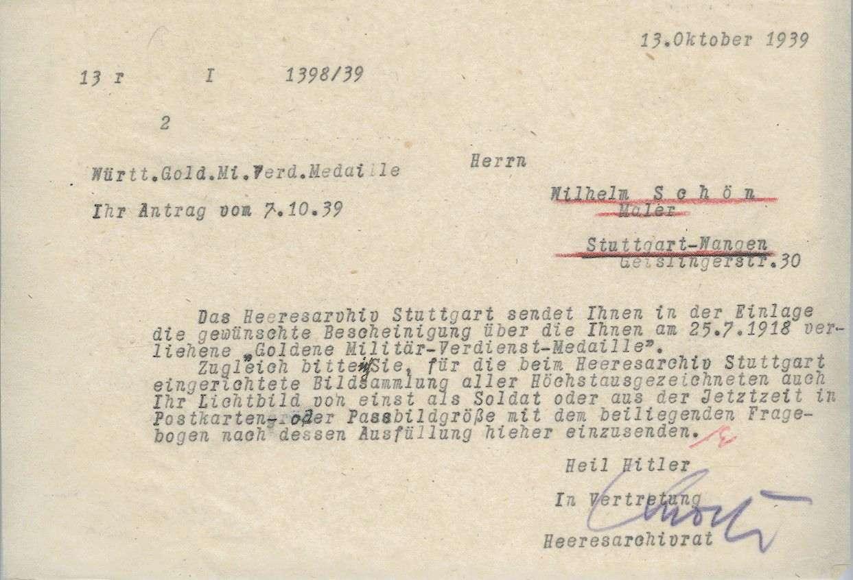 Schön, Wilhelm, Bild 3