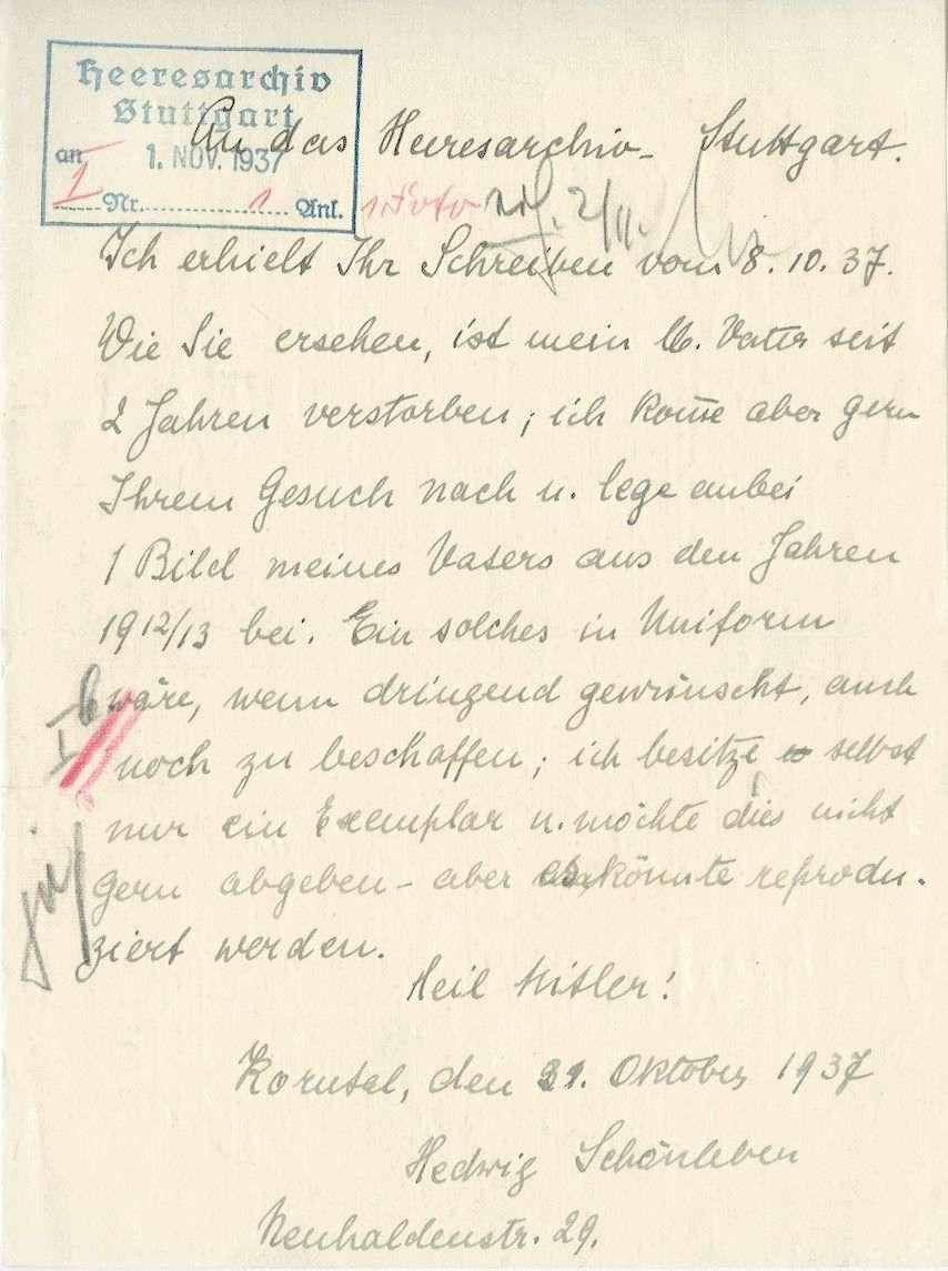 Schönleber, Theodor, Dr. ing. h. c., Bild 3