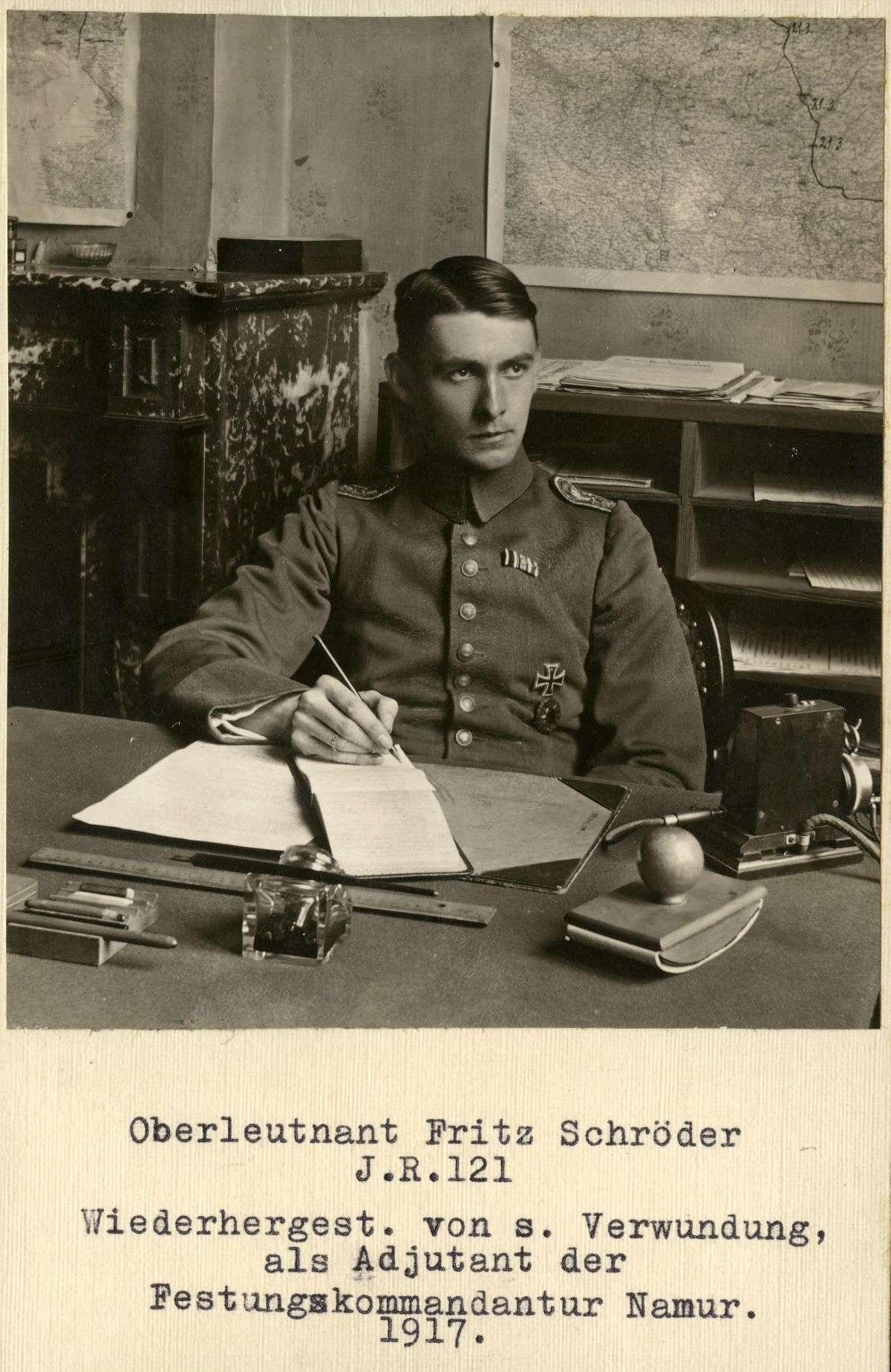 Schröder, Fritz, Dr. phil., Bild 2
