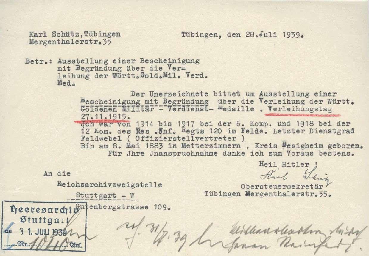 Schütz, Karl, Bild 3