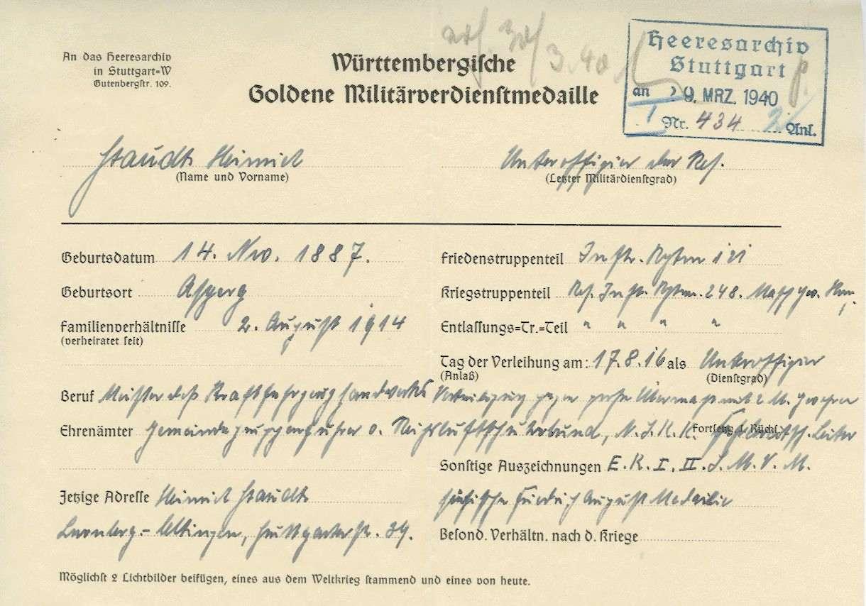 Staudt, Heinrich, Bild 3