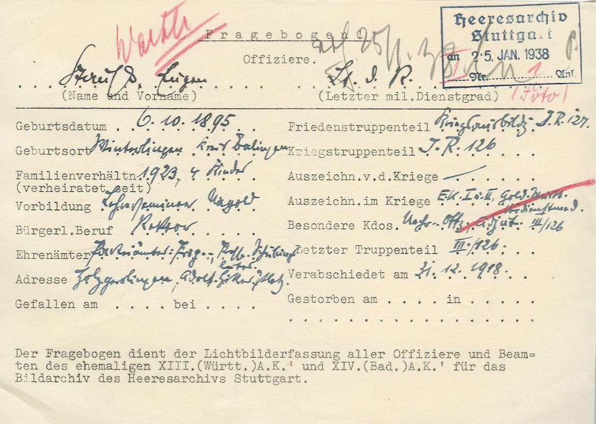 Stauß, Eugen, Bild 2