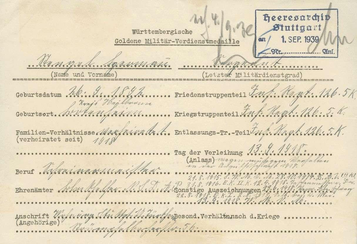 Stengel, Hermann, Bild 2