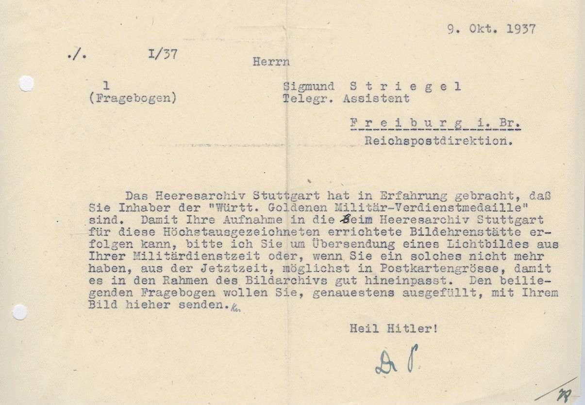 Striegel, Sigmund, Bild 2