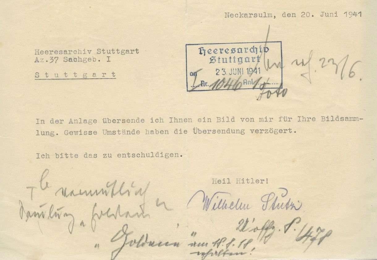 Stutz, Wilhelm, Bild 3