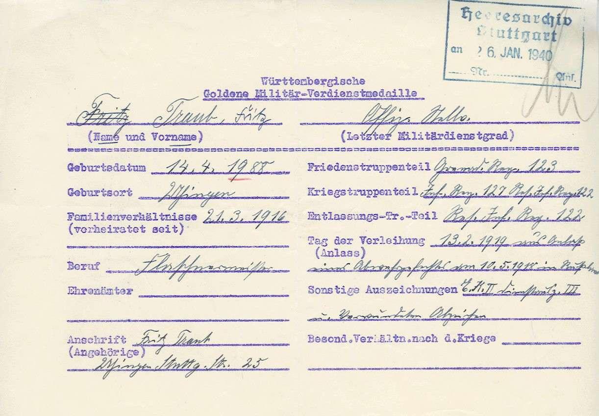 Traub, Fritz, Bild 3