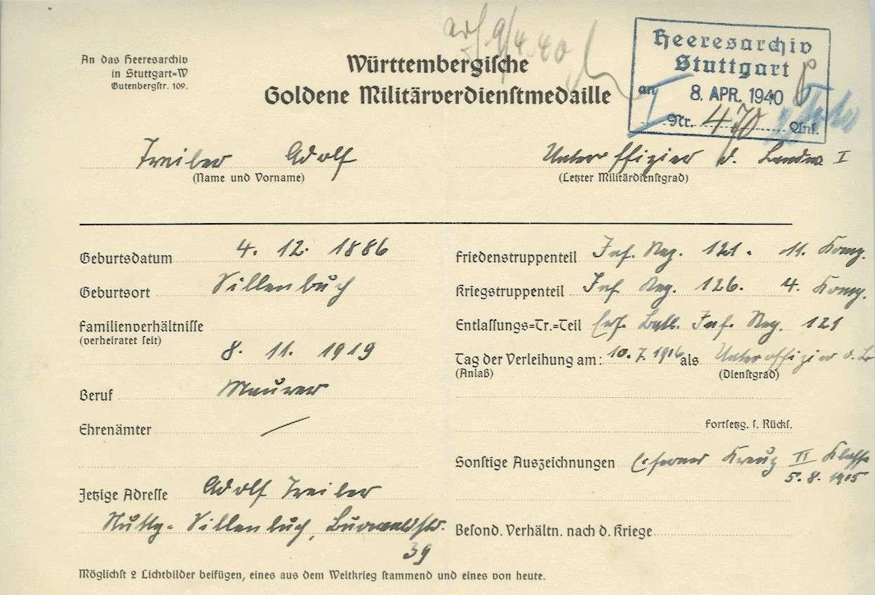 Treiber, Adolf, Bild 3